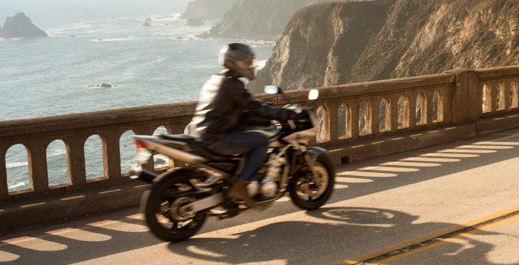 Cascos según tipo de moto