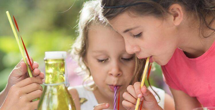 consejos para la hidratación de tus hijos