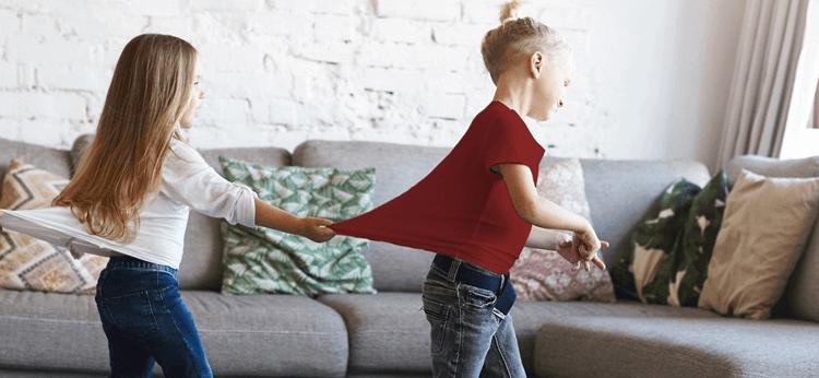 CÓMO PONER A MAL TIEMPO BUENA CARA EN FAMILIA