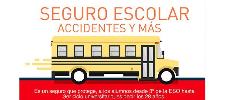 Seguro escolar accidentes y más