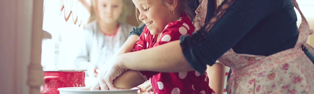Comidas rápidas para padres ocupados