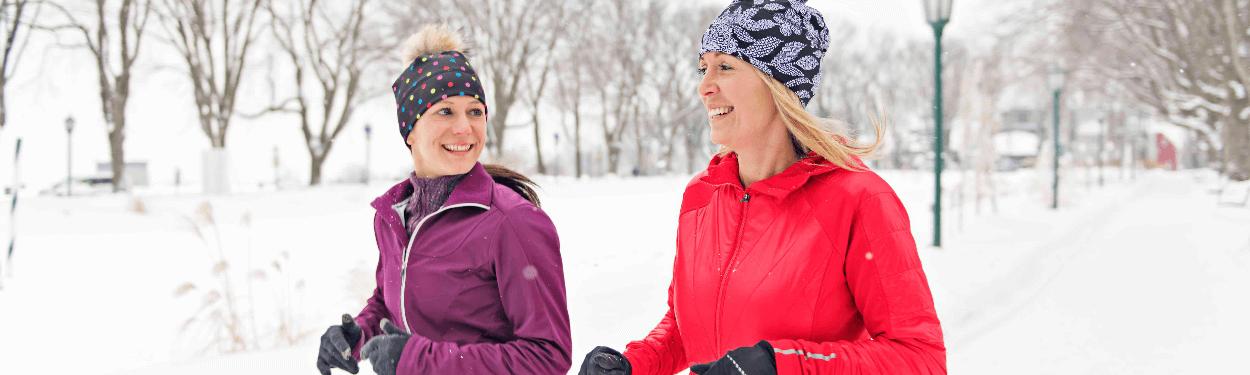 Consejos para correr durante todo el año