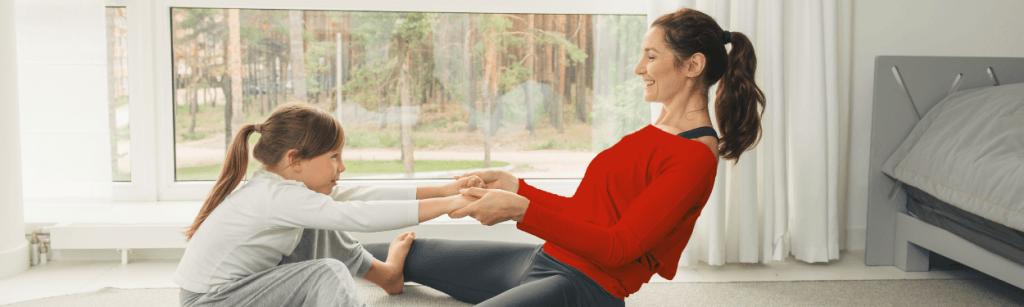 Consejos de cuidado personal para padres ocupados