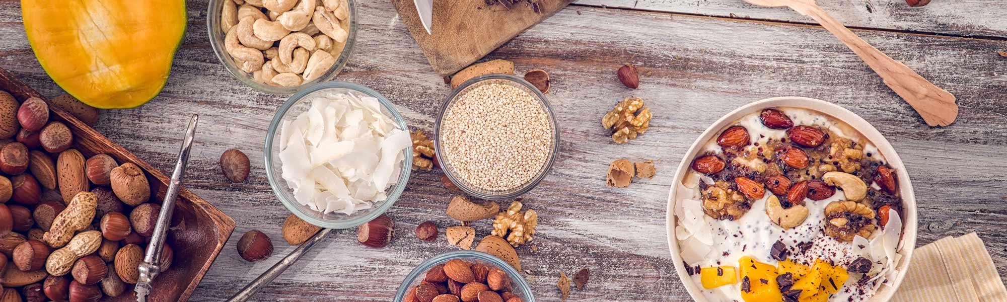 Descubre por qué comer frutos secos a diario es bueno para tu salud