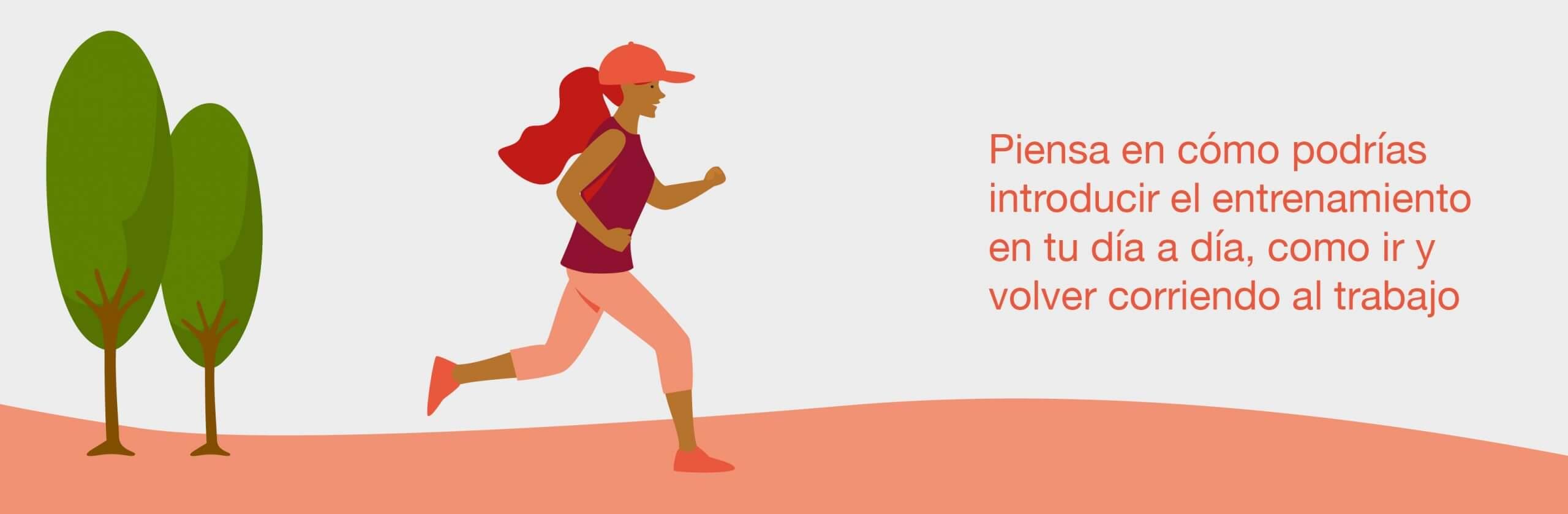 Preparando tu primer maraton