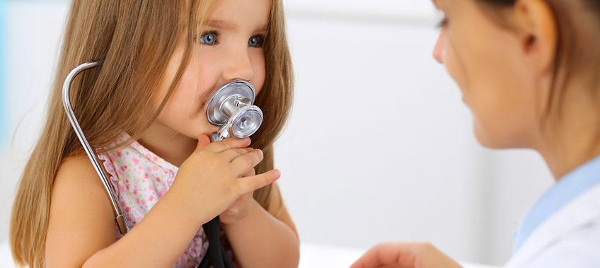 Cuando llegan los hijos: seguro de salud para niños