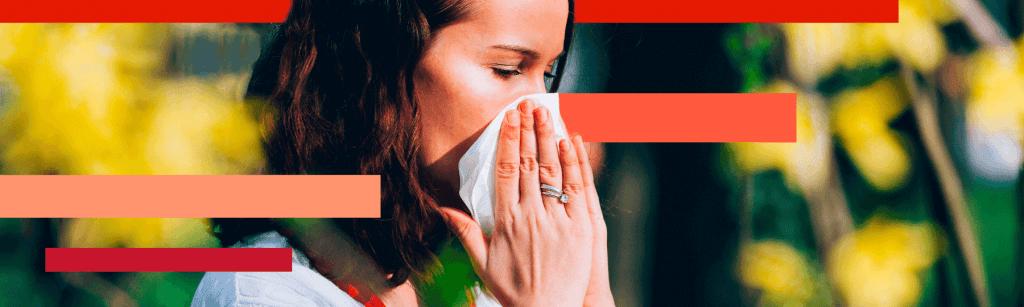 Apps, tecnología y remedios caseros para las alergias primaverales