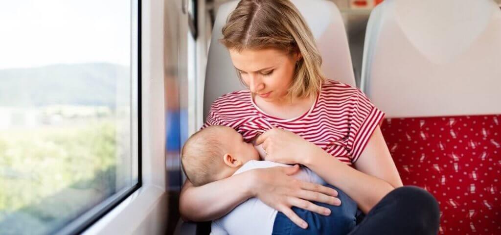 Los sorprendentes beneficios de la lactancia materna