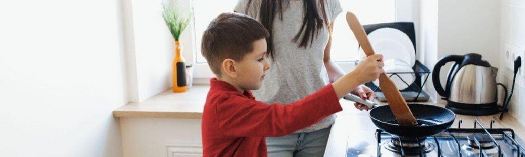 Cómo enseñar a tus hijos hábitos saludables y una dieta sana