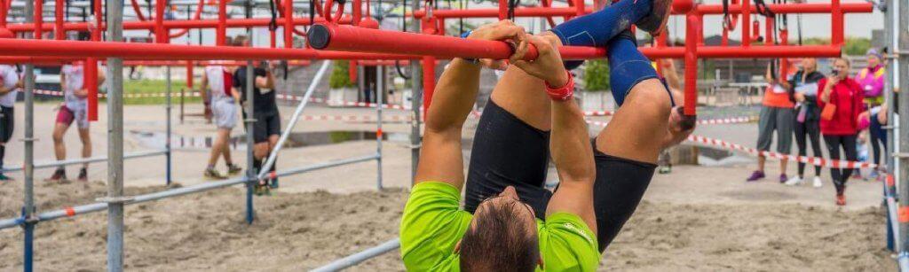 Cómo entrenar para una carrera de obstáculos
