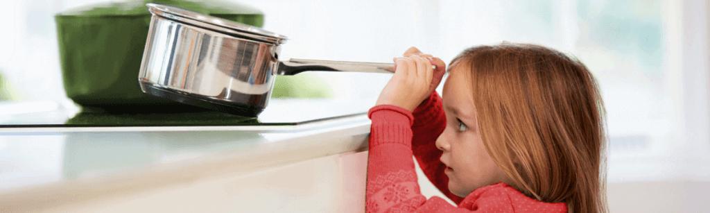 Cómo hacer frente a los pequeños accidentes en la cocina