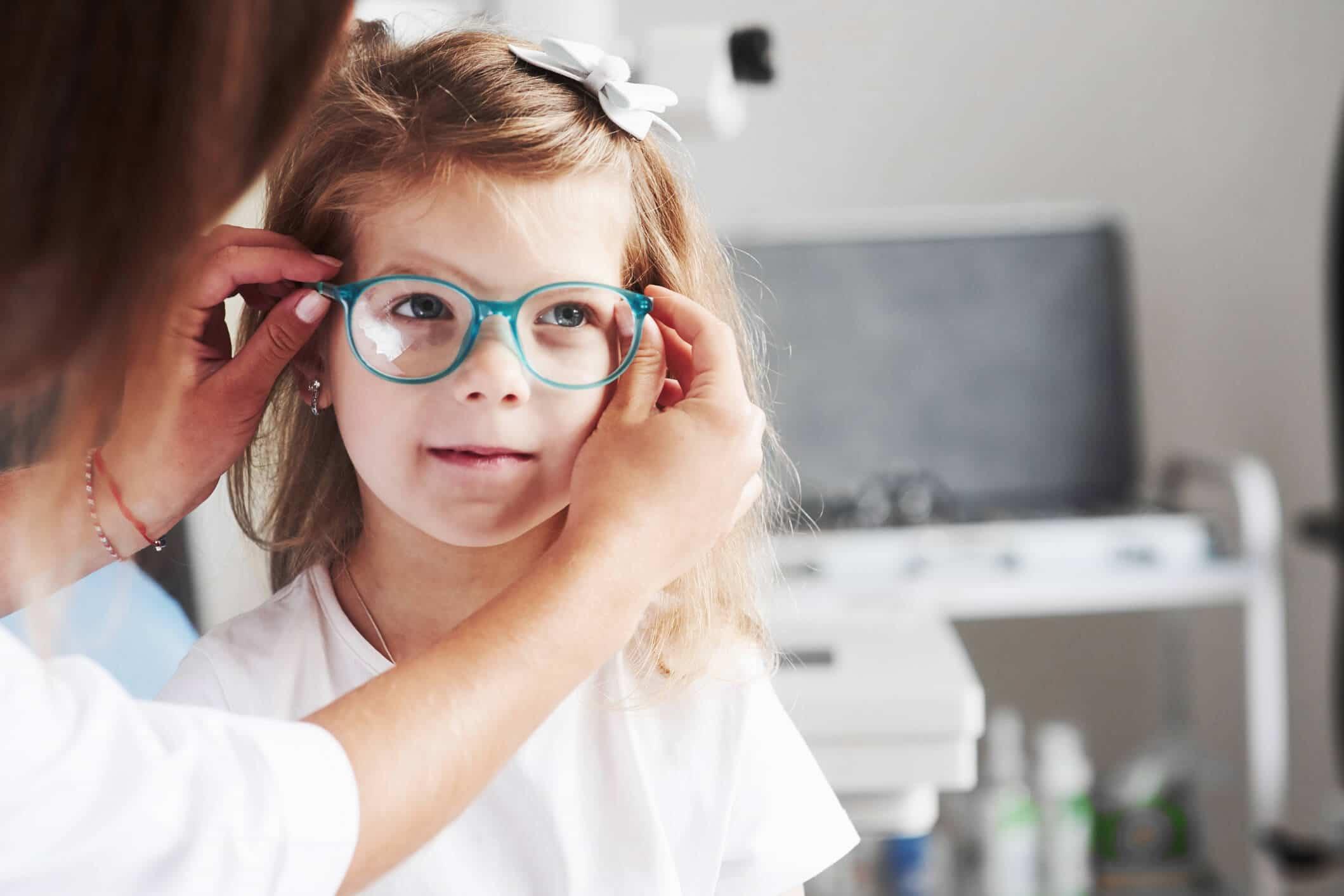 Problemas de Visión en Niños y Enfermedades Habituales
