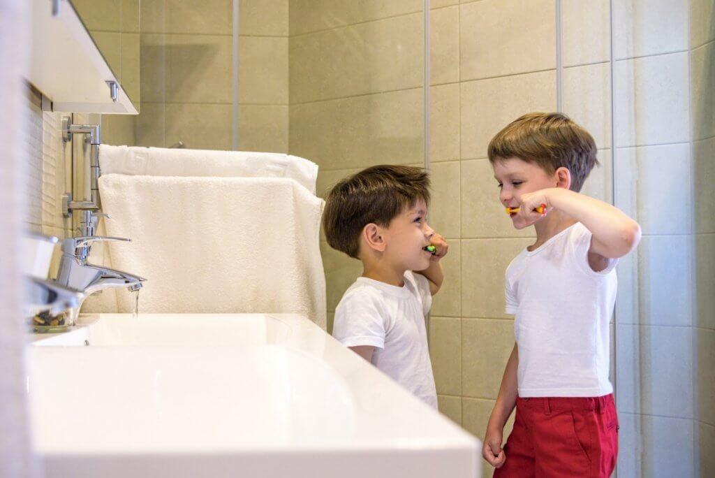 Hábitos saludables que debes inculcar a tus hijos