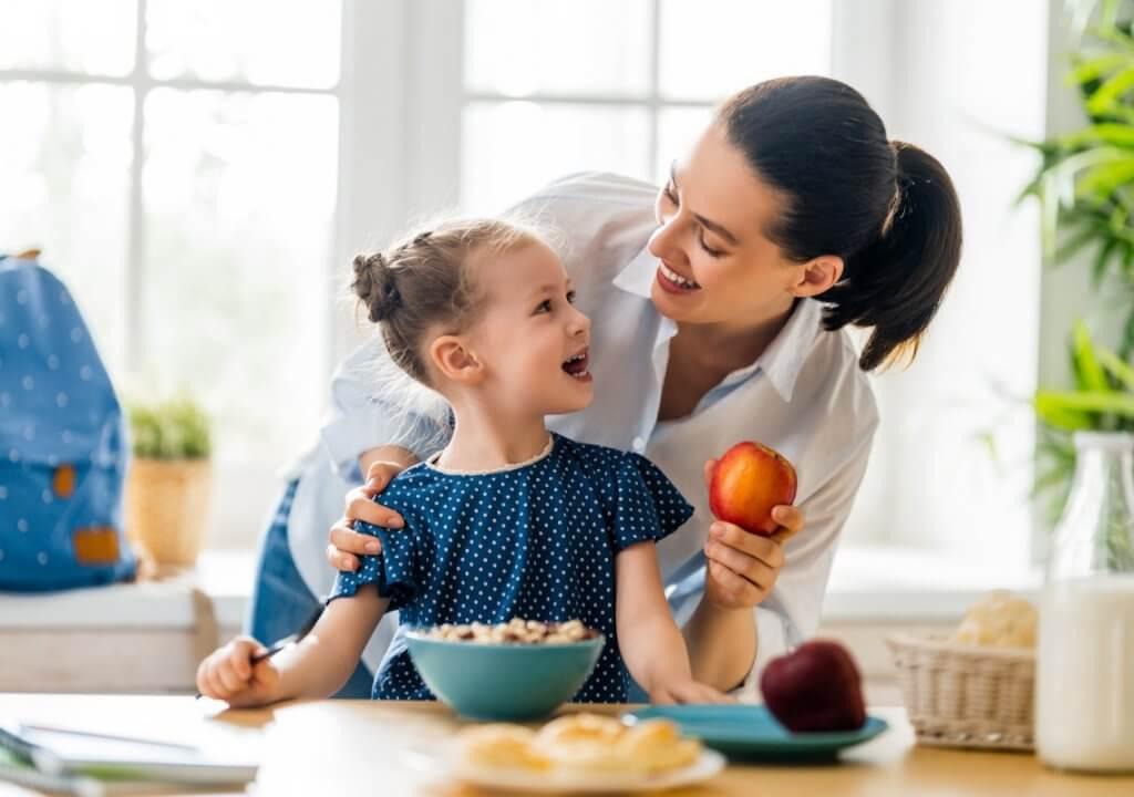 Desayunos sanos y completos para los niños