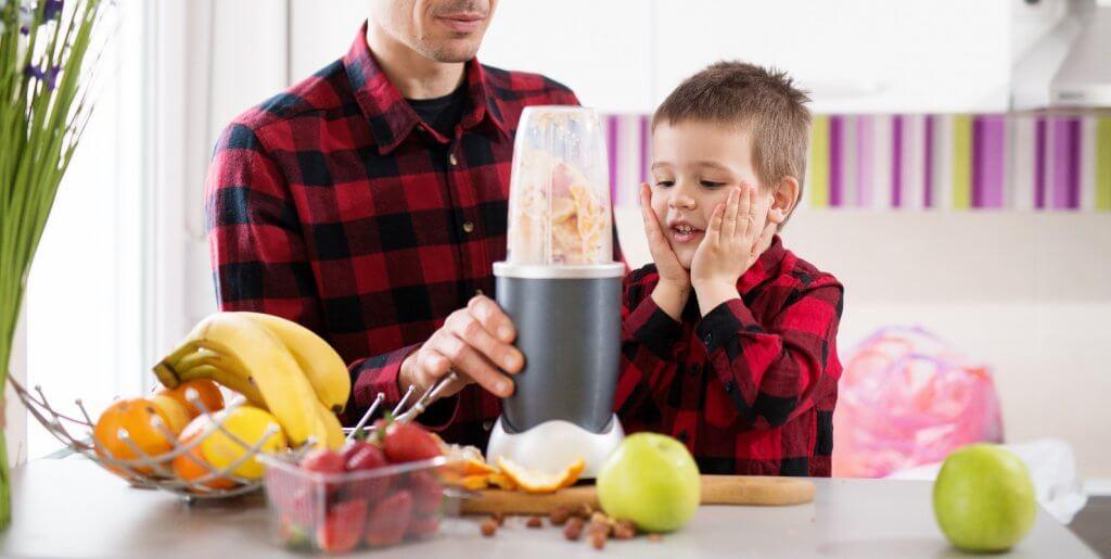 Postres sanos y nutritivos para los niños