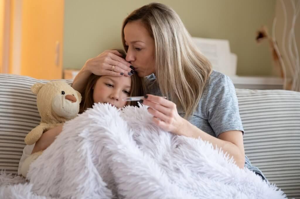 Fiebre en niños: cómo actuar y detectar su gravedad