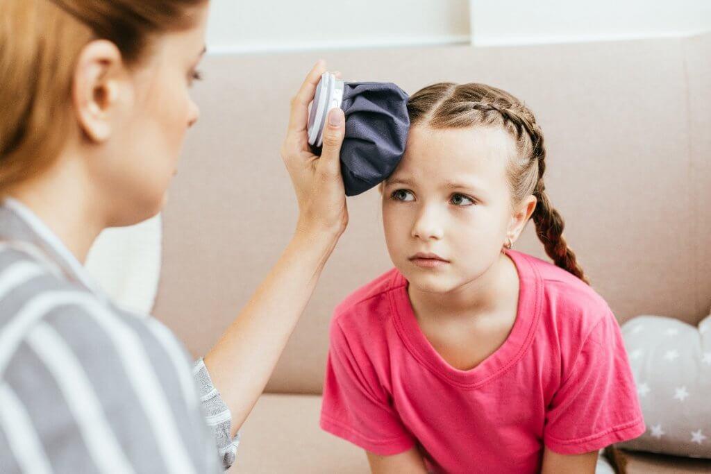 Golpes en la cabeza en niños: ¿cómo detectar su gravedad?
