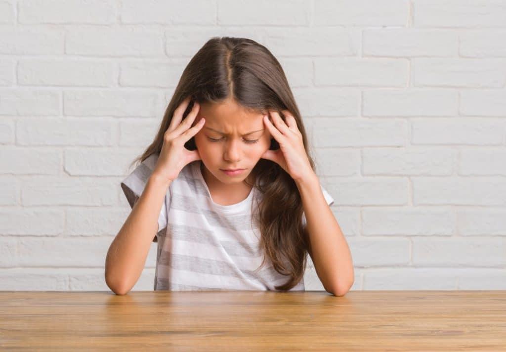 Cómo tratar el dolor de cabeza en niños correctamente