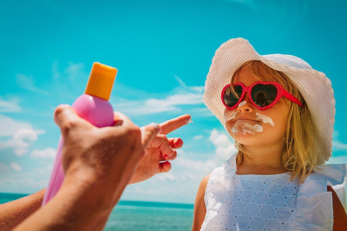 Crema solar para bebés y niños ¿cómo elegir una adecuada?