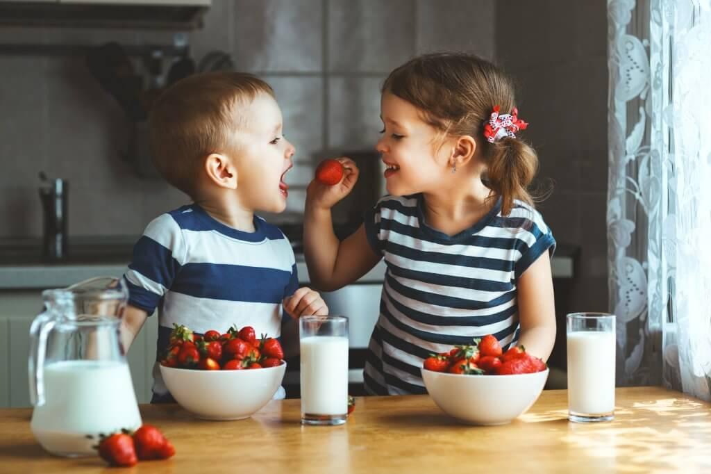 Vitaminas para niños: ¿cuáles son realmente necesarias?